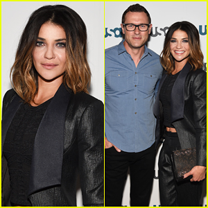 Jessica Szohr & Jason O'Mara Debut 'Complications' at USA Upfront 2015!
