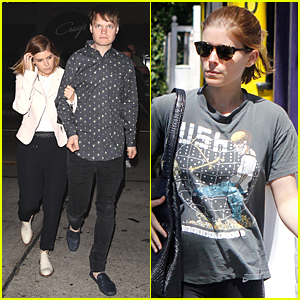 Kate Mara & Cousin John Make It a Family Affair at Craig's