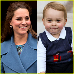 Kate Middleton Shares the Cutest Prince George Story!