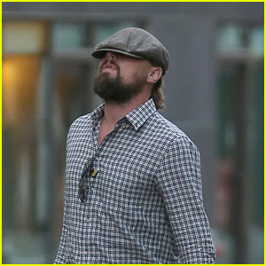 Leonardo DiCaprio Treats Himself to Some Shopping