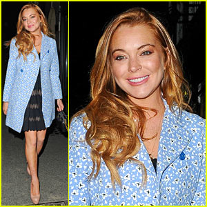 Lindsay Lohan's Dad Was Allegedly Attacked By His Wife