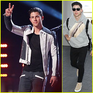 Nick Jonas Performs 'Chains' on 'The Voice' - Watch Now!