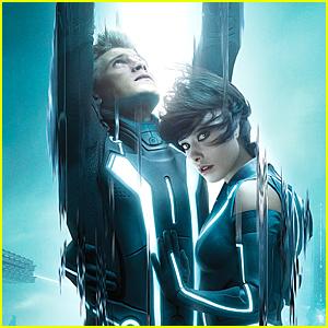 Olivia Wilde & Garrett Hedlund Return For 'Tron 3'