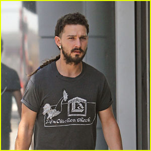 Shia LaBeouf Explains Why It's Insane Being an Actor ...