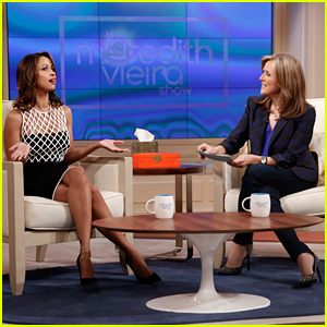Meredith Vieira Schools Stacey Dash About Wage Inequality - Watch Here!
