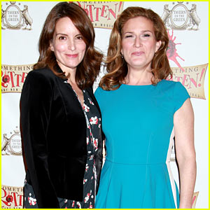 Tina Fey & Ana Gasteyer Reunite for a 'Rotten' Broadway Show