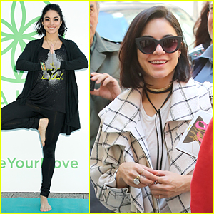 Vanessa Hudgens Says Love Comes First, Doesn't See People As Gay or Straight