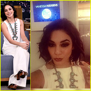 Vanessa Hudgens Misses Coachella, But Watches from Home!