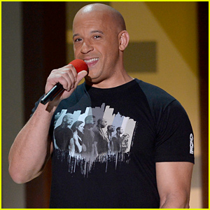 Vin Diesel Sings Tribute to Paul Walker On Stage at MTV Movie Awards 2015 - Watch Now!