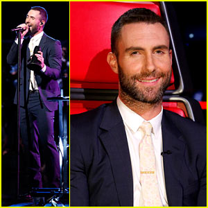 Adam Levine & Maroon 5 Perform on 'The Voice' Finale!