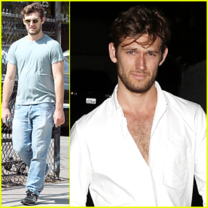 Alex Pettyfer Conquers His Fear of Flying