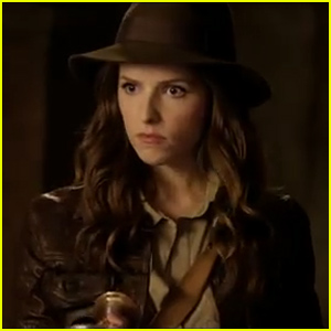 Anna Kendrick Channels Indiana Jones in Hilarious Spoof (Video)