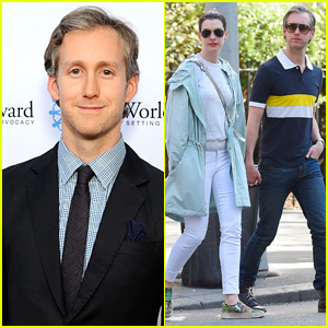 Anne Hathaway Keeps Busy With 'Grounded,' While Hubby Adam Shulman Attends World of Children Awards