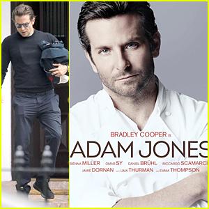 Bradley Cooper Looks Lean & Handsome in 'Adam Jones' Poster