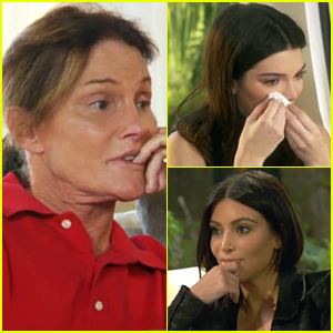 Bruce Jenner's Family Gets Emotional Over His Transition Journey (Video)