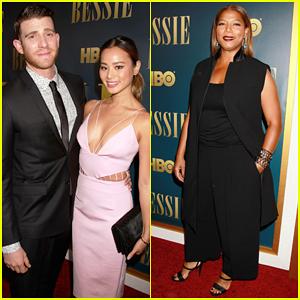 Bryan Greenberg & Jamie Chung Couple Up at 'Bessie' New York Premiere!
