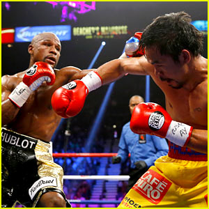 Celebrities React to the 'Boring' Mayweather v. Pacquiao Fight!
