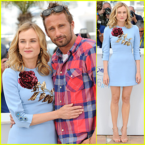 Diane Kruger Calls Matthias Schoenaerts 'Cute' at 'Maryland' Cannes Photo Call