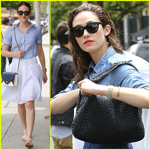 Emmy Rossum Calls Bob Kolker's 'Lost Girls' Book 'Unputdownable'