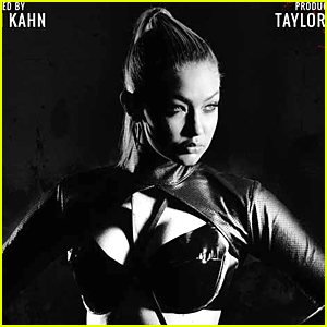 Gigi Hadid Looks Totally Bad-Ass in Taylor Swift's 'Bad Blood' Music Video Poster