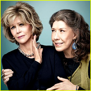Netflix Renews 'Grace & Frankie' for Season 2!
