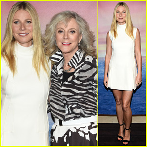 Gwyneth Paltrow Supports Mom Blythe Danner at 'I'll See You In My Dreams' Screening