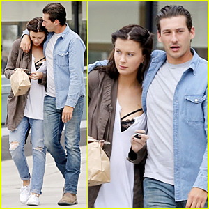 Ireland Baldwin Cuddles With Jon Kasik in Malibu