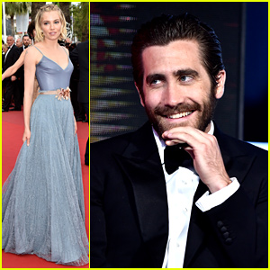 Jake Gyllenhaal & Sienna Miller Close Out Cannes 2015