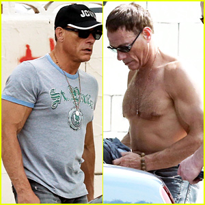 Jean-Claude Van Damme Is Still Super Buff at 54