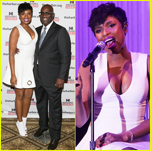 Jennifer Hudson Hits The Stage at Boys & Girls Harbor Salute To Achievement Benefit!