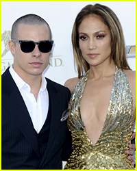 Are Jennifer Lopez & Casper Smart Back On? This Photo May Be Proof!