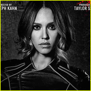 Jessica Alba Joins Taylor Swift's 'Bad Blood' Music Video