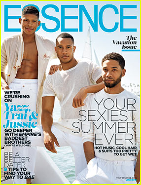 Jussie Smollet Opens Up On Coming Out in 'Essence'