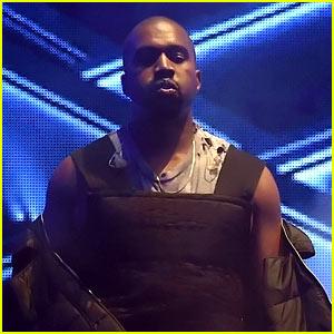 Kanye West Responds to Billboard Awards Censorship