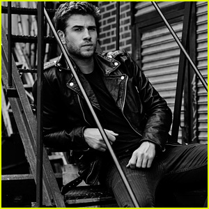 Liam Hemsworth is Rugged as New Face of Diesel Fragrance