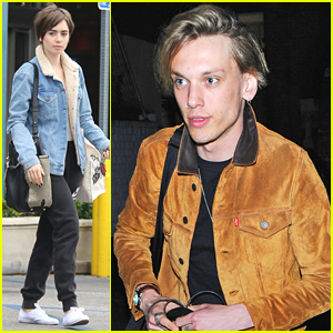 Lily Collins & Jamie Campbell Bower Spotted Separately After Announcing They're Back Together