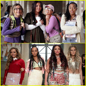 Little Mix Discover 'Black Magic' In Their New Music Video - Watch Here!