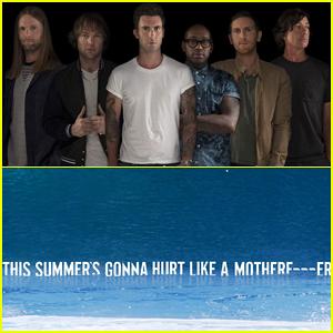 Maroon 5 Drops New Single 'This Summer's Gonna Hurt' - Full Song & Lyrics!