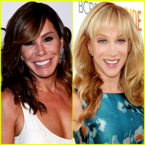 Melissa Rivers Slams Kathy Griffin: She 'S--t All Over' Mom Joan Rivers' Legacy