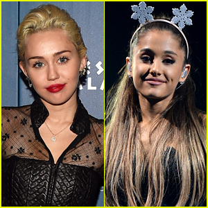 Miley Cyrus & Ariana Grande Debut 'Don't Dream It's Over' Music Video Collaboration - Watch Now!