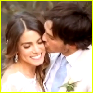 Nikki Reed Shares Romantic Wedding Video with Ian Somerhalder