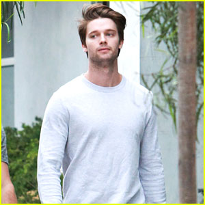 Patrick Schwarzenegger Shares Quote From His Dad