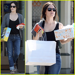 Rachel Bilson Steps Out After 'Hart of Dixie' Gets Cancelled