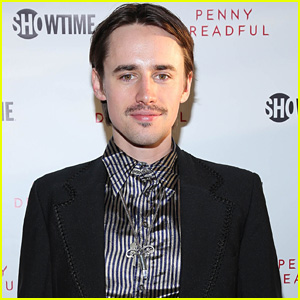 Reeve Carney Screens 'Penny Dreadful' Season Two in NYC