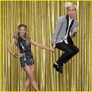 Riker Lynch's 'Dancing with the Stars' Finale Dances (Video)
