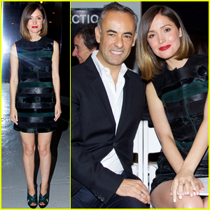 Rose Byrne Had Fun Filming 'Adult Beginners' With Boyfriend Bobby Cannavale
