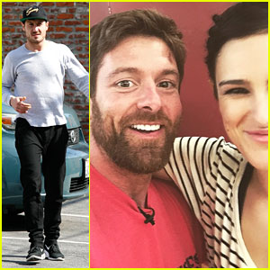 Noah Galloway Crashes Rumer Willis's 'Dancing With The Stars' Practice