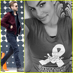 Ryan Gosling's Girlfriend Eva Mendes Shares Her First Selfie