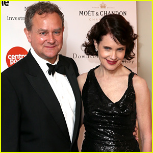 The 'Downton Abbey' Cast Attends Fancy Ball for a Good Cause