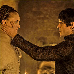 Sophie Turner Responds to 'Game of Thrones' Rape Scene